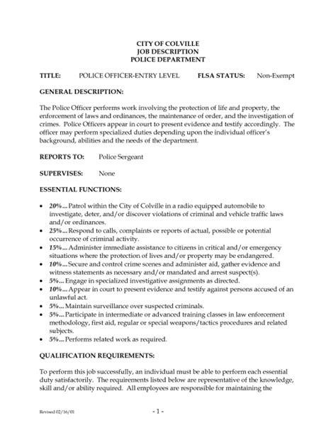 resume for correctional officer tehnolife
