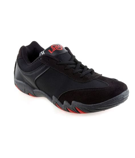 lancer black lifestyle casual shoes price in india buy