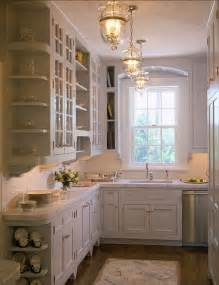Small White Kitchens by Small Kitchen Light Gray Amp White Corner Shelves On End