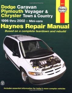 haynes dodge caravan plymouth voyager chrysler town country mini vans 1984 1995 auto repair manual 1000 images about brands with competing channels on repair manuals mazda and toyota