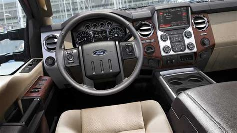 ford duty interior accessories 2017 ford duty redesign and engine with awesome