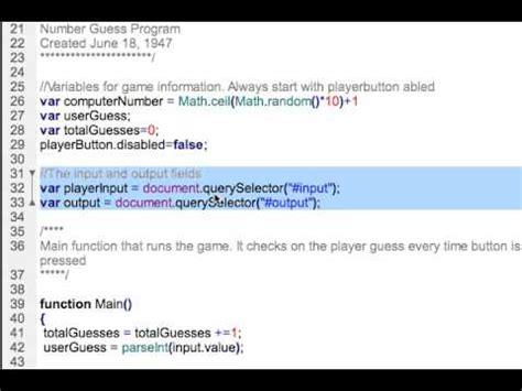 javascript tutorial in gujarati number guessing game