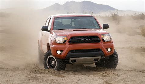 Toyota Tacoma Trd Pro Price Official Pricing Details For 2015 Toyota Trd Pro Truck