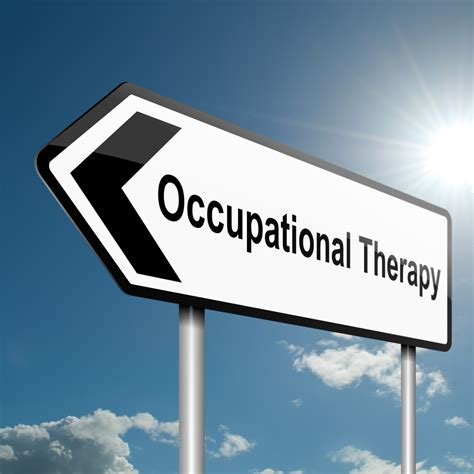 a therapy pin occupational therapy is on