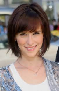 shape hairstyle 23 head turning short bob hairstyles with bangs for women