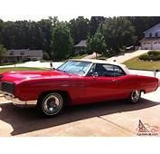 1967 Buick LeSabre Base Convertible 2 Door 56L