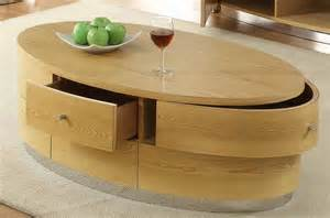 Storage Coffee Tables Oval Coffee Table With Storage Silo Tree Farm