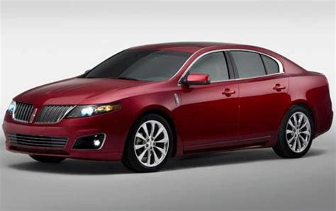 2011 lincoln mks information and photos zombiedrive