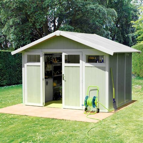 Plastic Garden Shed Sale by Plastic Storage Sheds Sale Fast Delivery Greenfingers