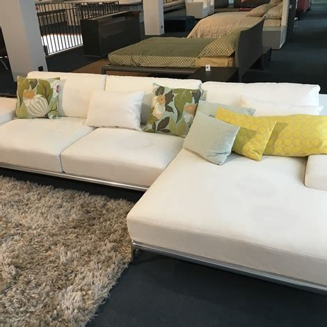 divani poliform outlet poliform divano park scontato 55 divani a prezzi