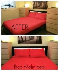 ikea malm bed frame hack ikea hack malm dresser bed images