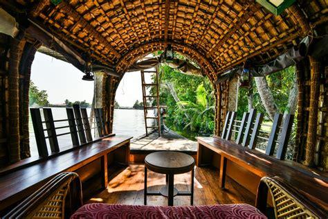 kerala boat house in december houseboat backwater water kerala india tourism travel