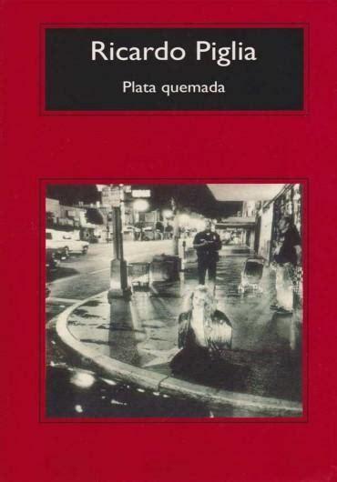 leer plata quemada online libro en pdf gratis