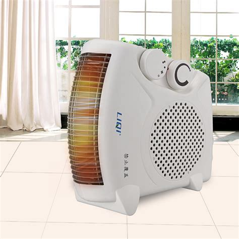 heater and fan in one 220v electric heater warm air blower mini fan heater