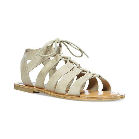 ghillie sandals madden oran ghillie sandals in lyst
