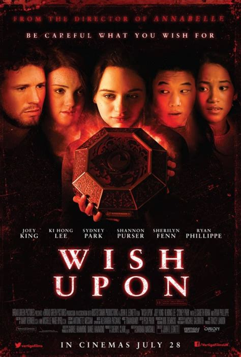 Wish Upon A by Wish Upon Dvd Release Date Redbox Netflix Itunes