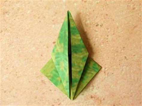 Origami Palm Tree - joost langeveld origami page
