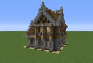 Bookshelf Glass Door Small Medieval House 7 Grabcraft Your Number One