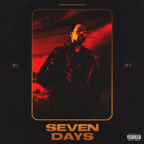 best partynextdoor lyrics partynextdoor seven days ep lyrics and tracklist genius
