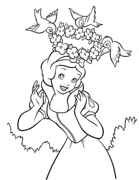 flower crown coloring page desenho de coroa da branca de neve para colorir tudodesenhos