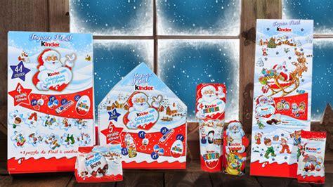 Calendrier Kinder Noel Kinder Pour Faire Plaisir En Attendant Noel