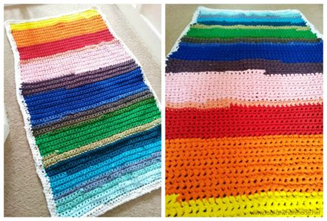 stunning diy crochet rug ideas the diy