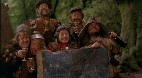 theme to time bandits time bandits posing with map stand by for mind control