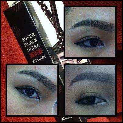 Malissa Eye Liner ร ว วอายไลเนอร black ultra hd eyeliner by malissa