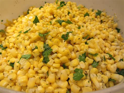 easy dishes for a crowd easy recipe herbed corn for a crowd future expat
