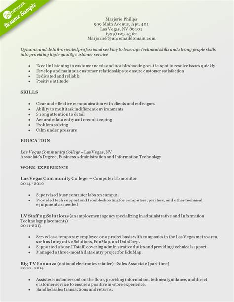 perfect decoration examples of professional resume enjoyable ideas