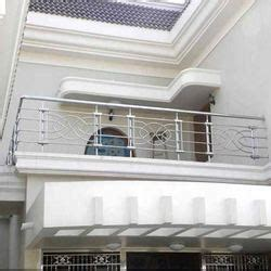 home gallery grill design stainless steel balcony grills in near lingam nagar