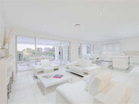 Home White Completely White Home Design Queensland Australia Most