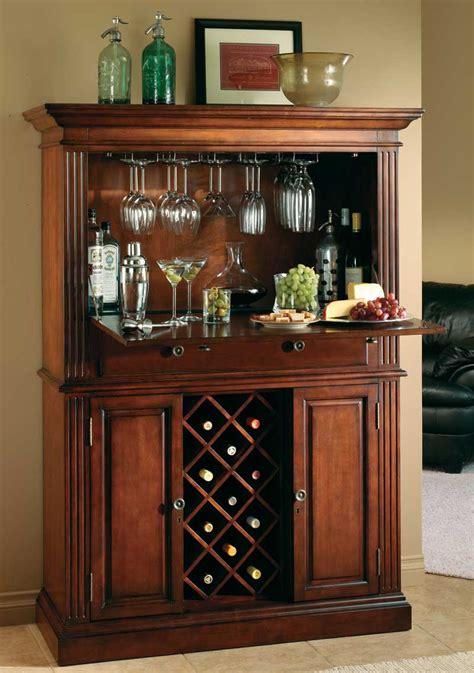 furniture corner liquor cabinet  mixing  serving
