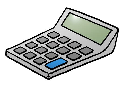 arts clipart calculator cliparts