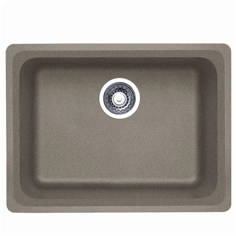 blanco composite kitchen sinks blanco vision undermount granite composite 24 in single