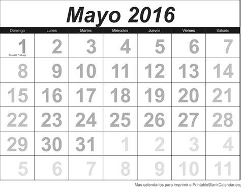 Calendario Q Calendario 2016 Para Imprimir Q Sepueda Escribir