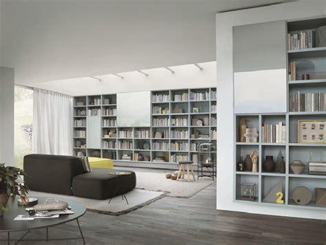 modelli di librerie in legno librerie arredamento