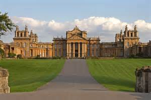 blenheim palace turns england s blenheim palace into a runway for