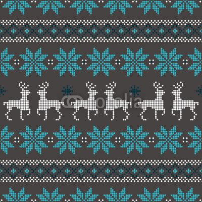 norwegian pattern name quot seamless norwegian pattern turquoise white grey quot stock
