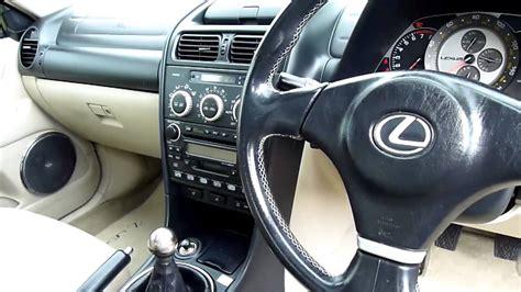altezza lexus interior video review of 2004 lexus is200 2 0 se for sale sdsc