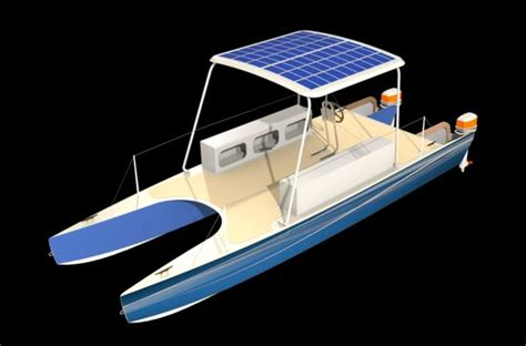 catamaran electric 17 best images about small catamarans on pinterest boat