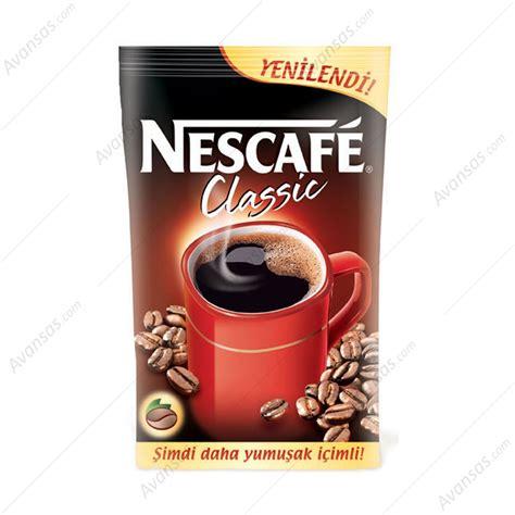 Paket Coffee nescafe classic ekonomik paket 200 gr