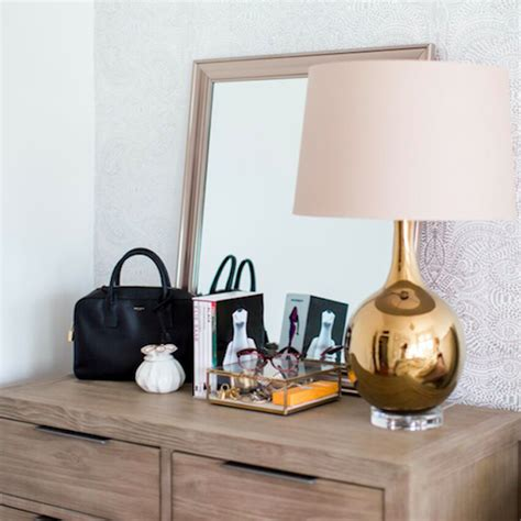 how to decorate your dresser for a bedroom update on the
