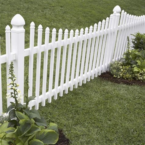 fence sections at lowes install a vinyl fence