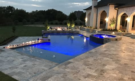 dream it build it live it prestige pool and patio