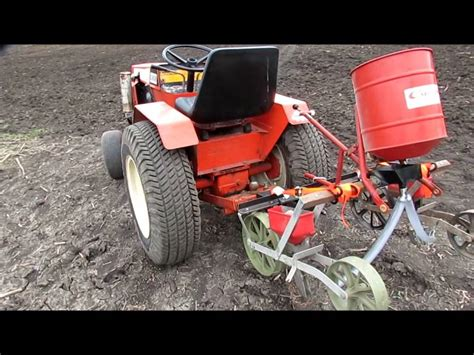 How To Build A Corn Planter by Corn Planter