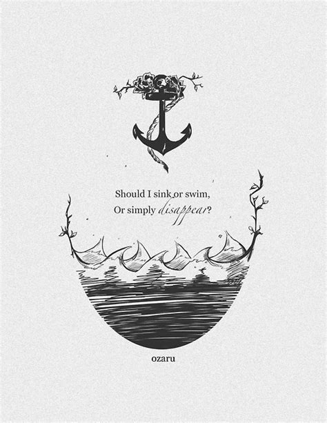 anchor tattoos with quotes tumblr
