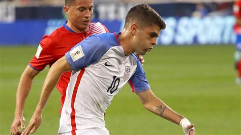christian pulisic rating christian pulisic in fifa 18 the cure for a slow midfield
