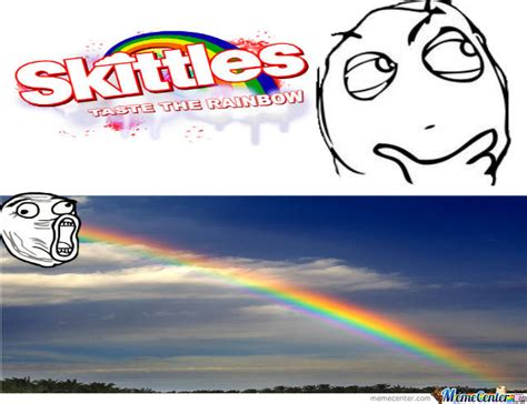 Taste The Rainbow Meme - taste the rainbow by missjojo meme center