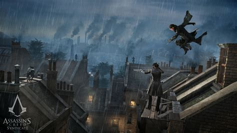 assassins creed syndicate thames river 1868 wallpaper assassin s creed syndicate is everything that s great and